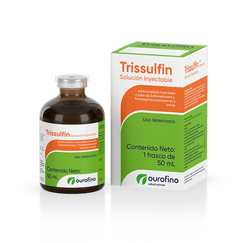 Trissulfin Solución Inyectable
